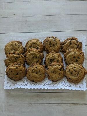 1dz Bake-to-Order Chocolate Chip Cookies