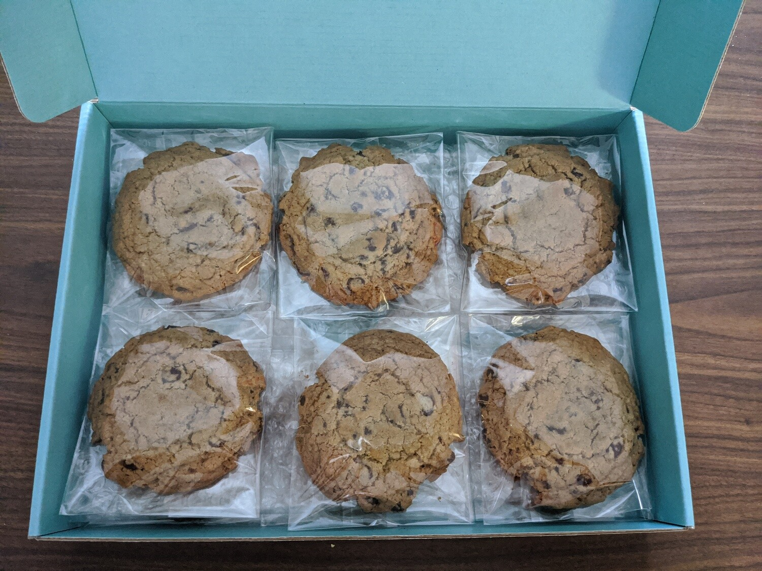 Chocolate Chip Cookie Shipping Set