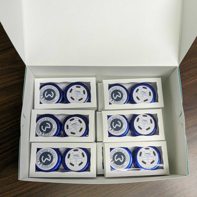 Chocolate Covered Oreo 2pk Gift Box