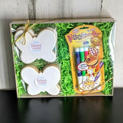 Color-A-Butterfly Gift Set