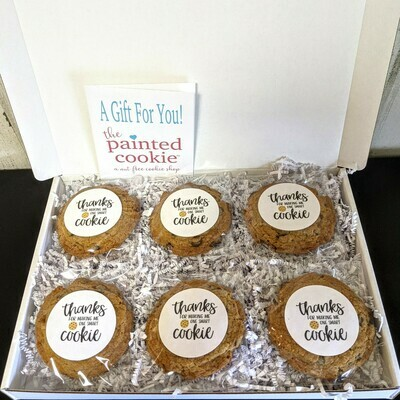 Teacher/Mother's Day Chocolate Chip Cookie Gift Set