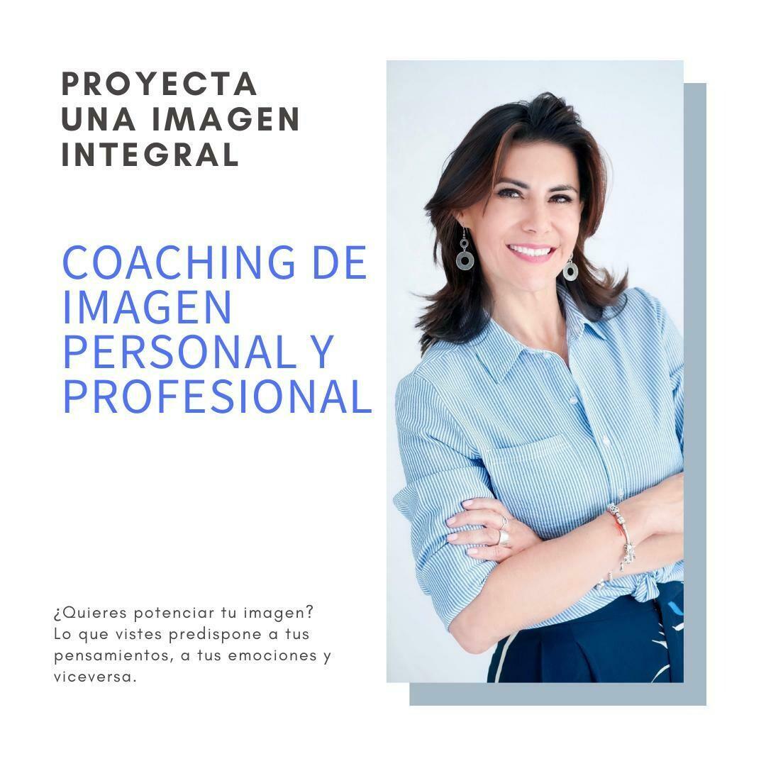 Coaching de Imagen Personal y Profesional