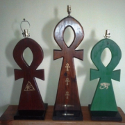 Ankh Lamps