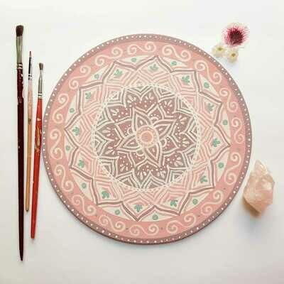 Mandala & Mindfulness - Workshop English