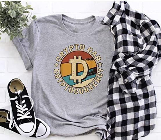 Kiss Cervical Bitcoin Cotton T-Shirt Shirt, Cryptocurrency Shirt,