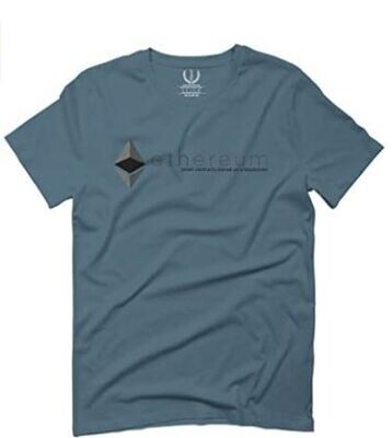 Ethereum Crypto Coin  HODL it for Men T Shirt