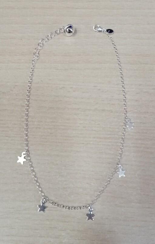 Tobillera Estrella