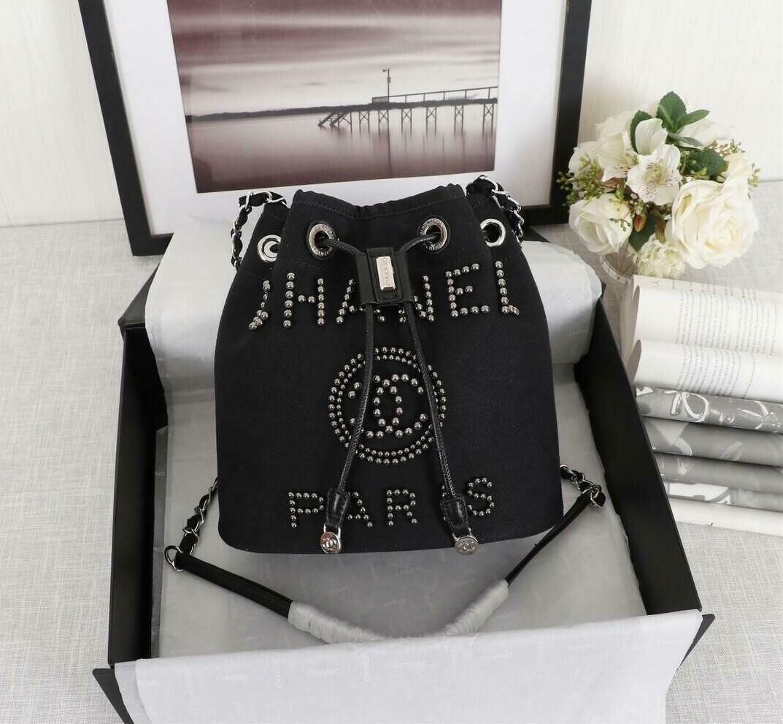 Black Bag For Multi Uses
