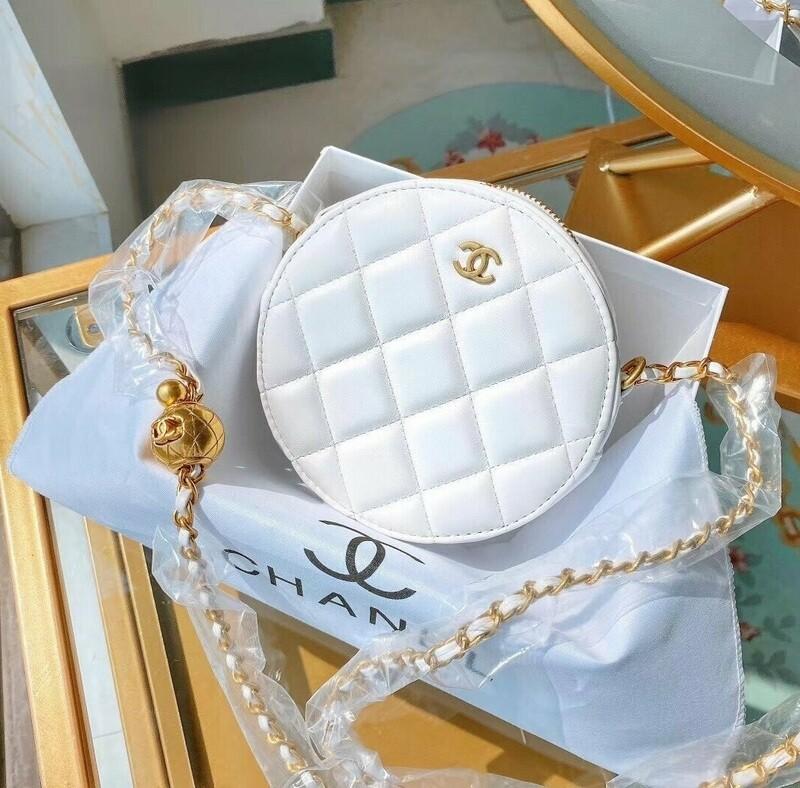 White Handbag 2020