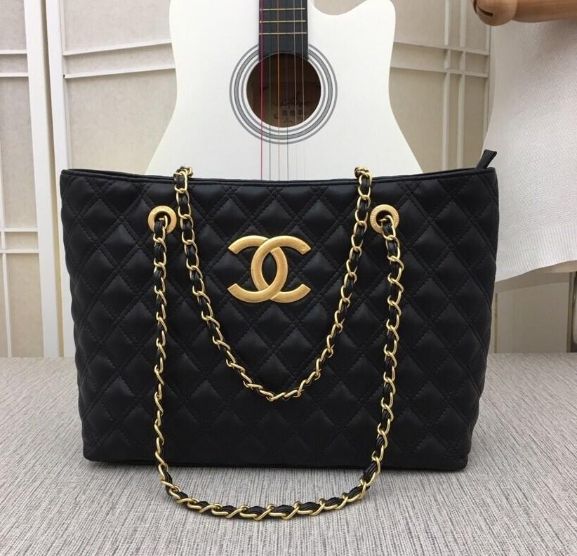High Quality Black Shoulder bag