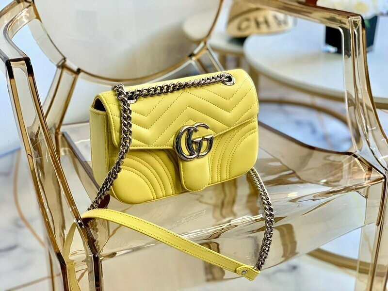 New Yellow Bag For Women