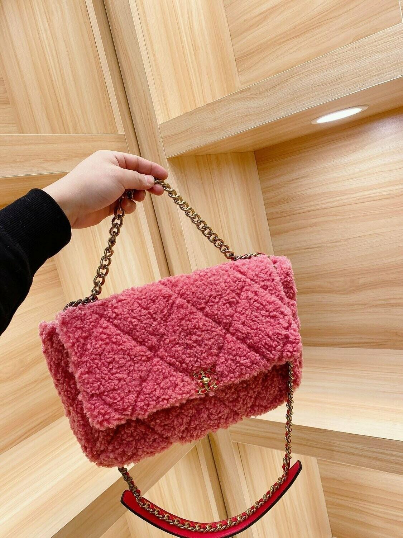Red Shoulder Bag For Women