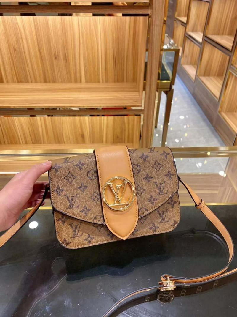 Brown Shoulder Bag 2021