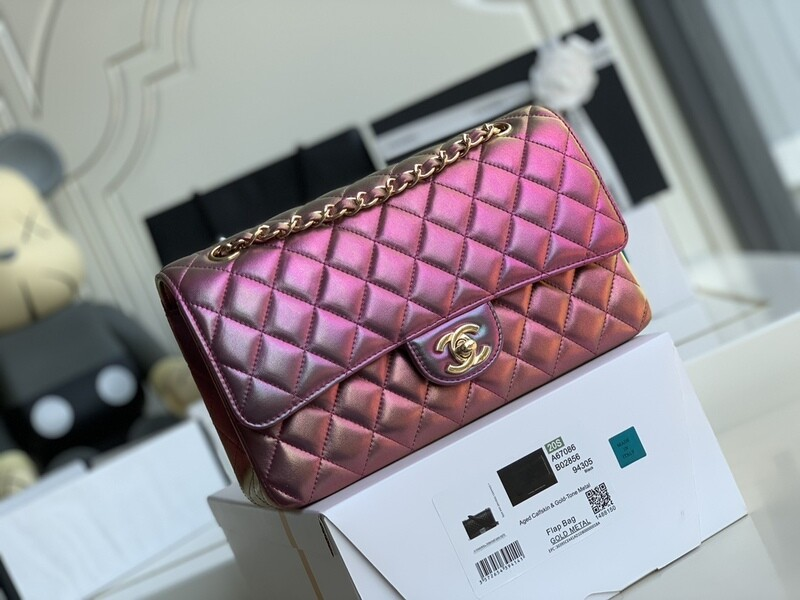New Color Flap Bag For Ladies