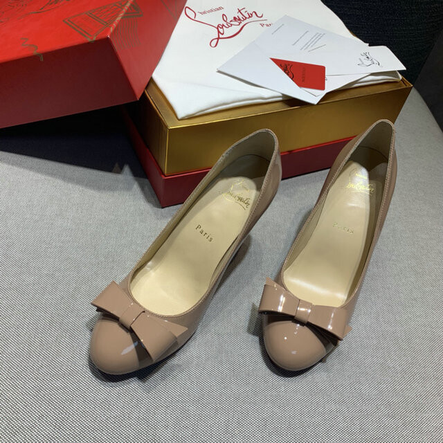 The Brown Christian Louboutin For Women