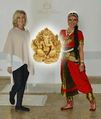 ONLINE PRIVATE LESSON - Indischer Tempeltanz
