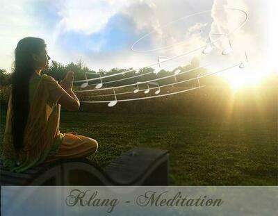 ONLINE, 10x - KLANG MEDITATION