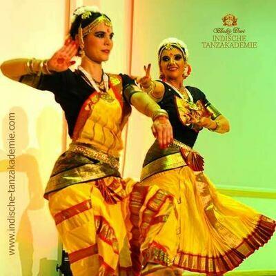 INDIAN TEMPLE DANCE ONLINE 10x 60 min, ADULTS