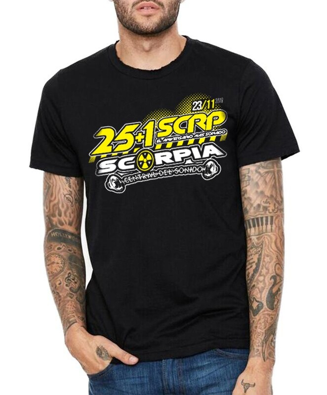 T-Shirt - Aniversario SCRP25+1