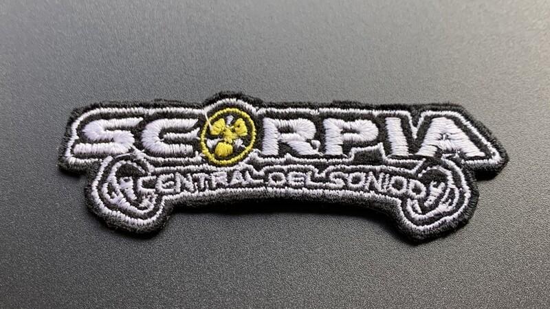 Parche Logo SCORPIA
