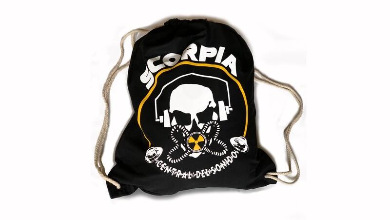 Festi-Bag - Old Skull
