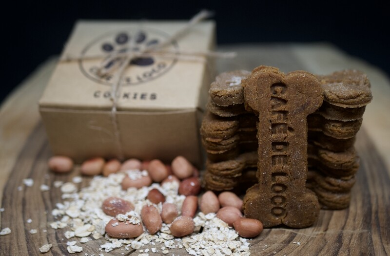 Cookies for dogs( Peanut butter.), 100gms