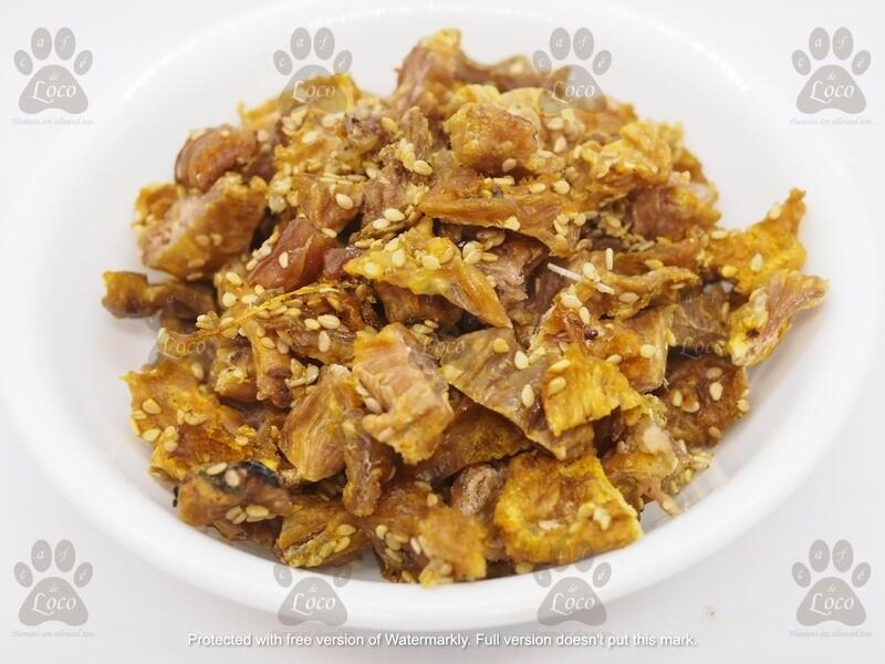 Chicken Sesame Cruqido