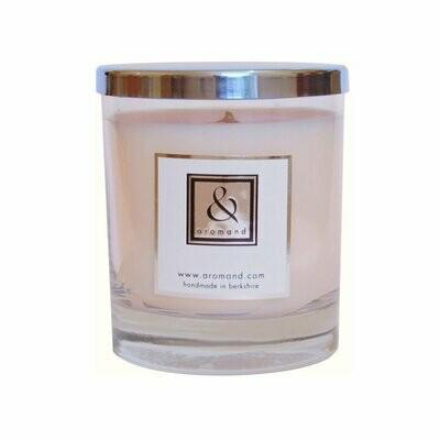Blush Rose Luxury Lidded Candle