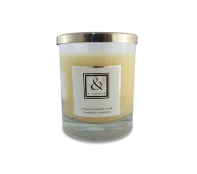 Tuberose Luxury Lidded Candle