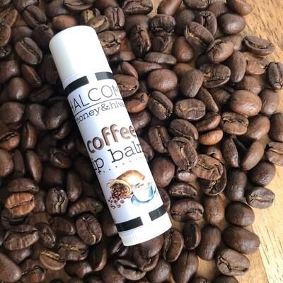 Natural Lip Balm Coffee