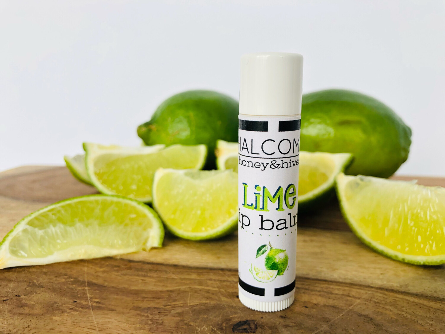 Natural Lip Balm - Lime