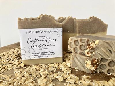 Soap - Oatmeal Honey Soap