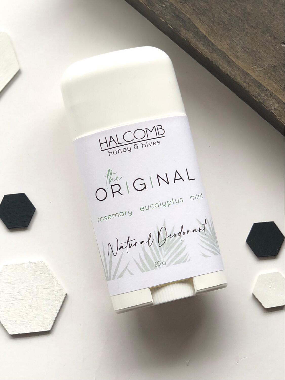 Natural Deodorant - The Original