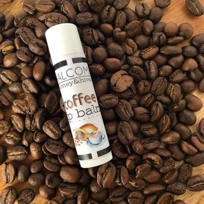 Natural Lip Balm - Coffee