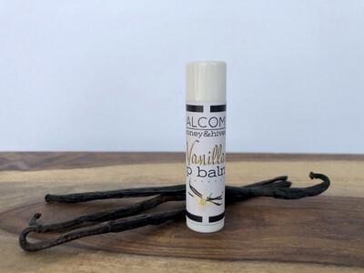 Natural Lip Balm - Vanilla