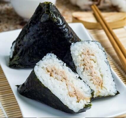 Beef Onigiri