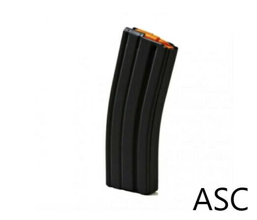 ASC Aluminum AR-15 30rd Magazine