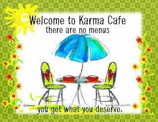 Lunar Designs Karma Cafe