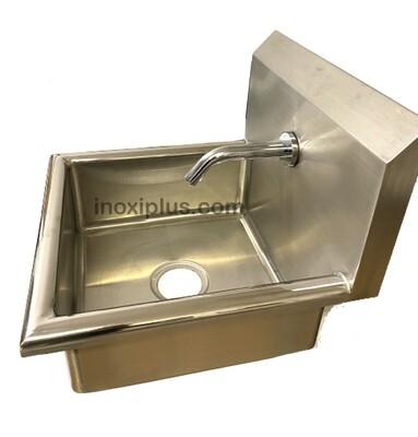 Lavamanos Con Sensor Electrónico