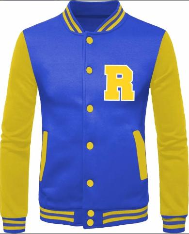 jaqueta masculina riverdale