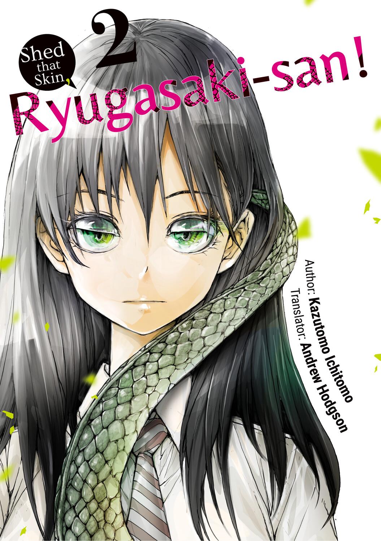 Shed that Skin, Ryugasaki-san! Vol. 2 (DIGITAL)
