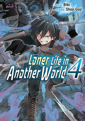 Loner Life in Another World Vol. 4 (DIGITAL)