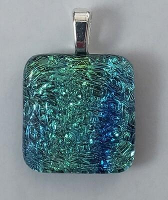 Blue/green Pendant