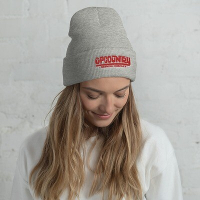 UpCountry Brewing Cuffed Beanie