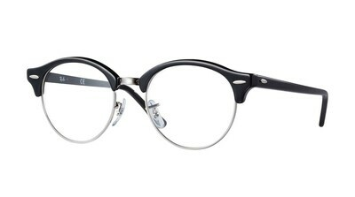 Ray Ban RX4246v Clubround Glasses (3)