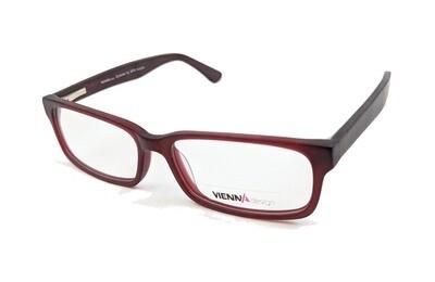 Vienna Design UN558-01 Matte Wine Glasses