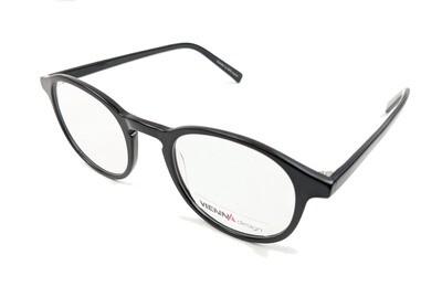 Vienna Design UN626-01 Black Glasses