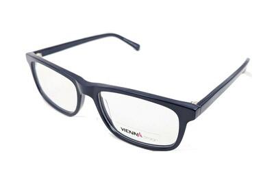 Vienna Design UN508-03 Navy Blue Glasses