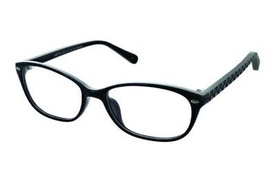Reglaze Specs RS833 Black Women's Glasses