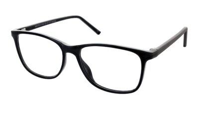 Reglaze Specs RS836 Black Men's Glasses